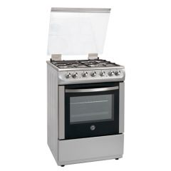 Hoover 60cm, 3+1 Mixed Burner cooker with Electric  Oven