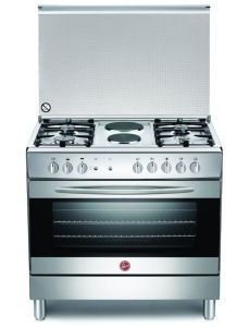 Hoover 90cm, 4+2 Mixed Hob with Electric Oven, Made in Italy