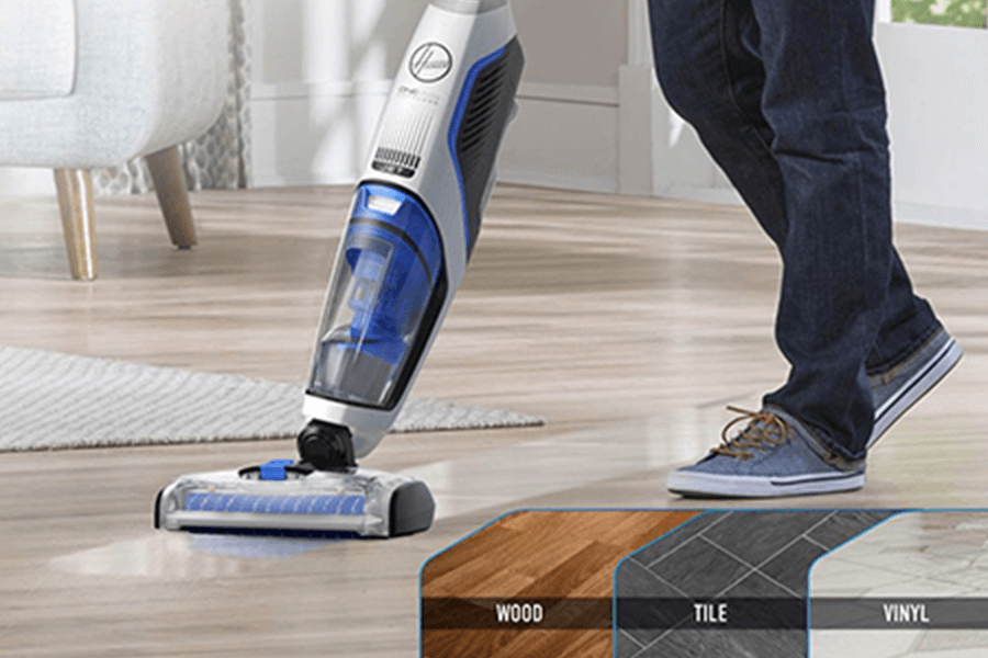 HOOVER ONEPWR™ FLOORMATE JET: Multi-Surface Hard Floor Cleaning