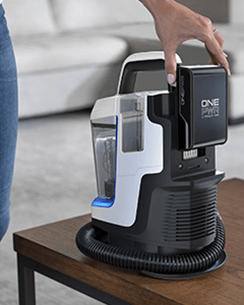 HOOVER ONEPWR™ SPOTLESS: Cordless Convenience